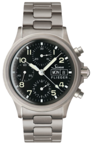 Sinn Watch 356 Pilot Bracelet