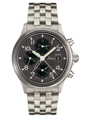 Sinn Watch 358 Diapal Bracelet