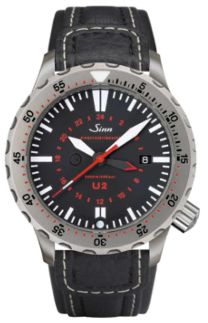 Sinn Watch U2 - EZM 5 Leather
