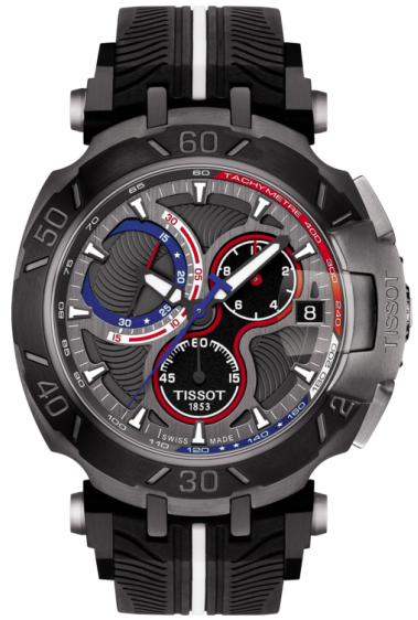 Tissot Watch TRace Nicky Hayden 2017 Limited Edition