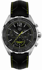 TAG Heuer Watch Formula 1 Aston Martin Edition