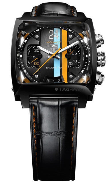 TAG Heuer Watch Monaco Automatic Chronograph D
