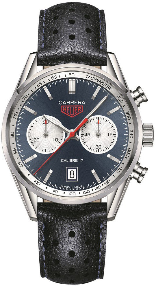 TAG Heuer Watch Carrer Calibre 17
