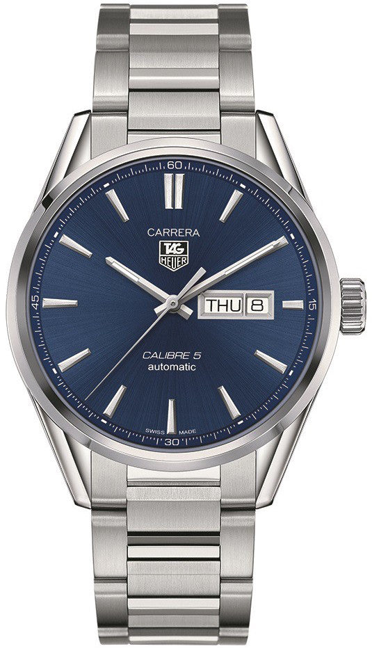 TAG Heuer Watch Carrera Calibre 5 Day Date