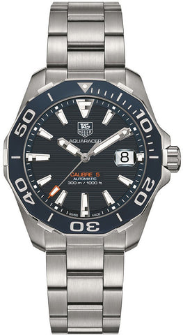 TAG Heuer Watch Aquaracer 300M Calibre 5