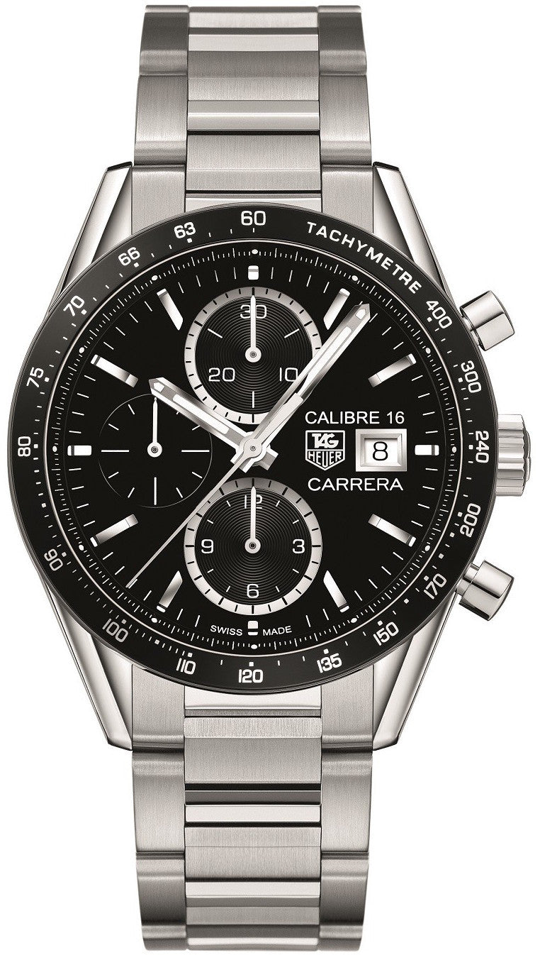 TAG Heuer Watch Carrera Calibre 16 Chronograph