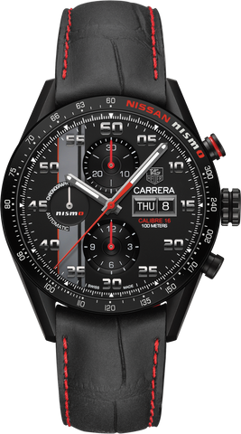 TAG Heuer Watch Carrera Day Date Nismo Special Edition