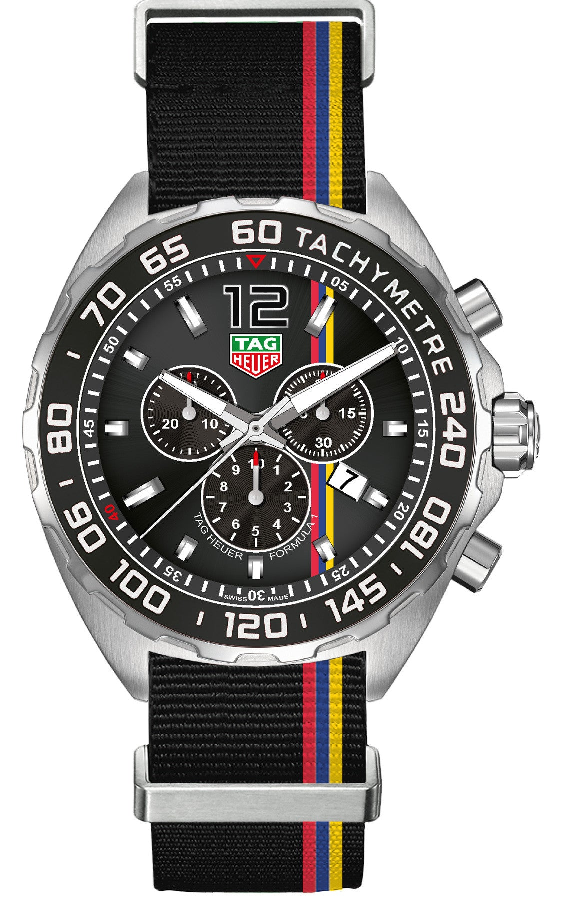 4357bc82951 TAG Heuer Watch Formula 1 James Hunt Limited Edition Supplier Model ...