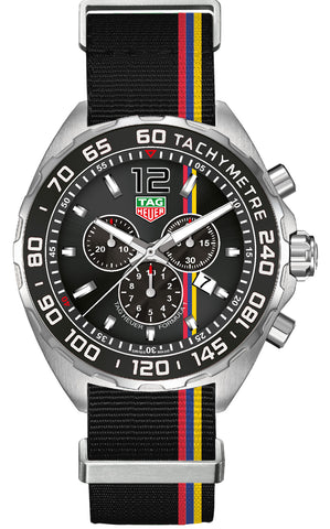 TAG Heuer Watch Formula 1 James Hunt Limited Edition