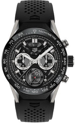 TAG Heuer Watch 02T Tourbillion and Connected 2 Modular 45 Smartwatch Dual Kit