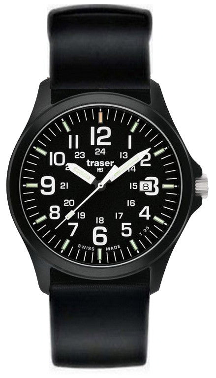Traser H3 Watch Officer Pro Silicon