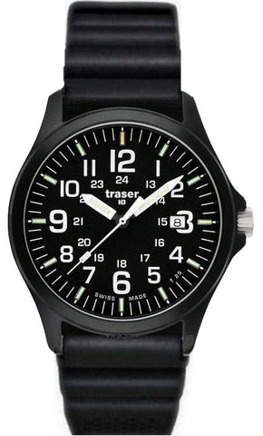 Traser H3 Watch Officer Pro Rubber