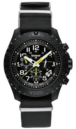 Traser H3 Watch Outdoor Pioneer Chronograph Nato