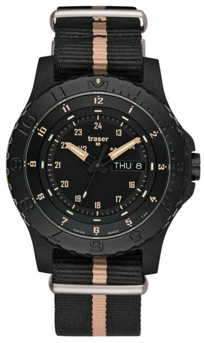 Traser H3 Watch P 6600 Sand Nato