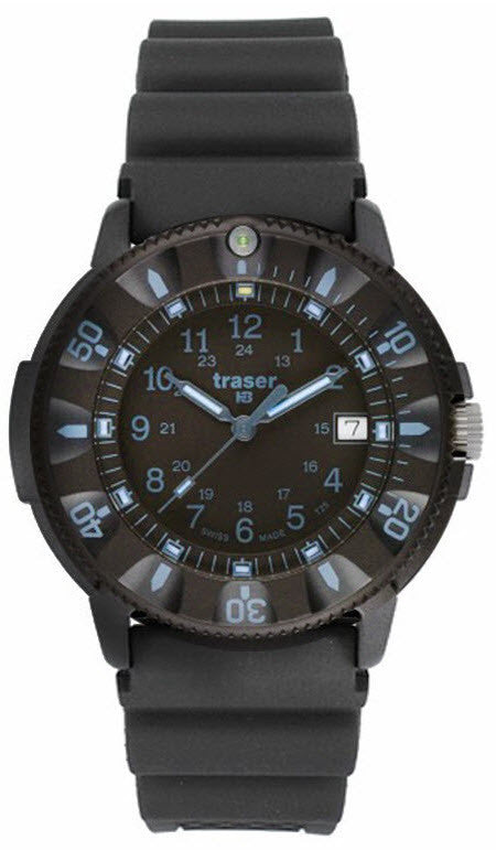 Traser H3 Watch P 6508 Shadow Rubber D