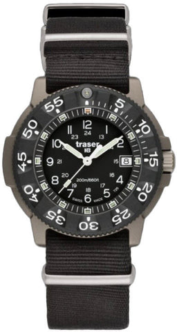 Traser H3 Watch P 6506 Commander Force Nato
