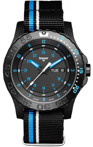 Traser H3 Watch Blue Infinity Nato