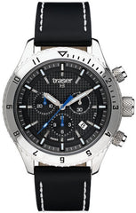 Traser H3 Watch Master Chronograph Leather