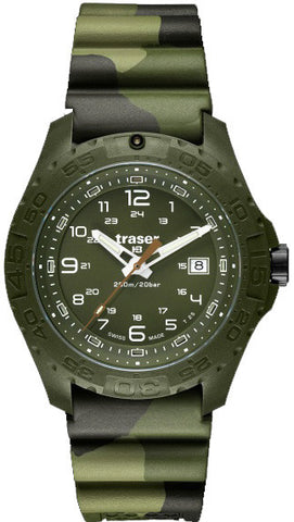 Traser H3 Watch Soldier Rubber