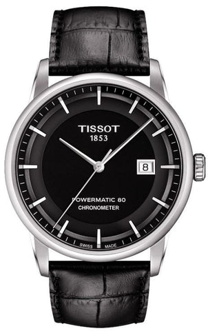 Tissot Watch Powermatic Automatic Chronometer