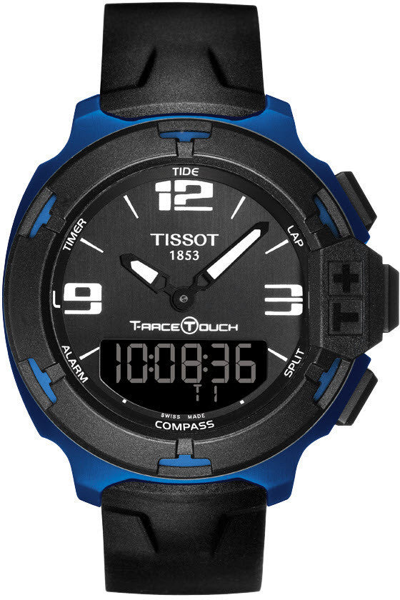 Tissot Watch T-Race Touch Aluminium