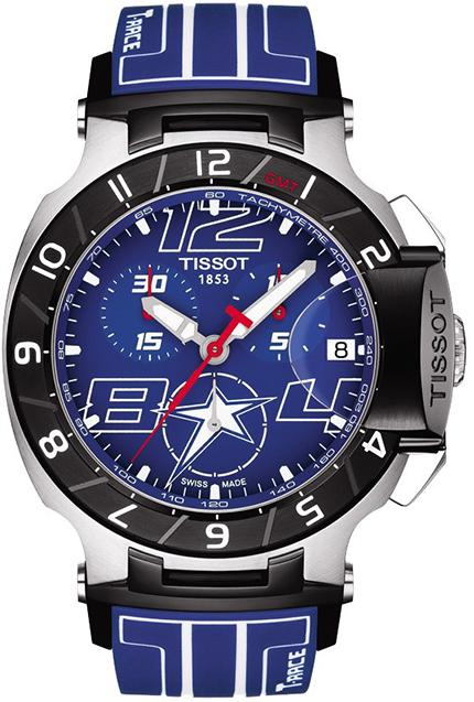Tissot Watch TRace Nicky Hayden Limited Edition D
