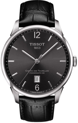 Tissot Watch Chemin des Tourelles Powermatic Gents