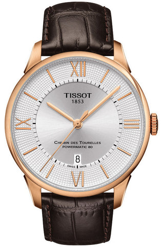 Tissot Watch Chemin des Tourelles Gents