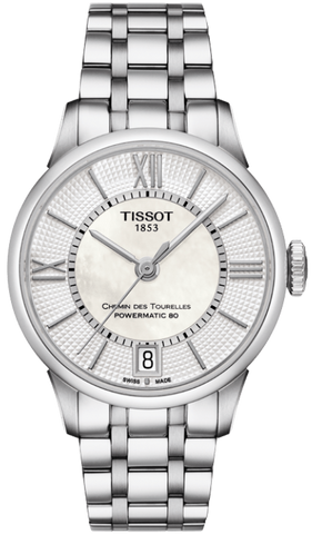 Tissot Watch Chemin des Tourelles Powermatic Ladies