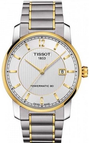 Tissot Watch T-Classic Powermatic 80