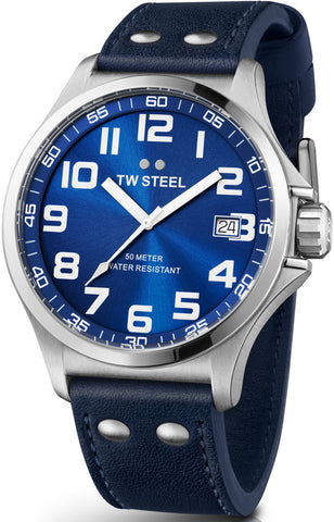 TW Steel Watch Pilot 45mm