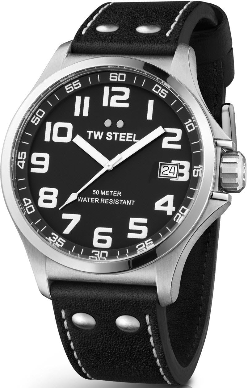 TW Steel Watch Pilot 45mm D