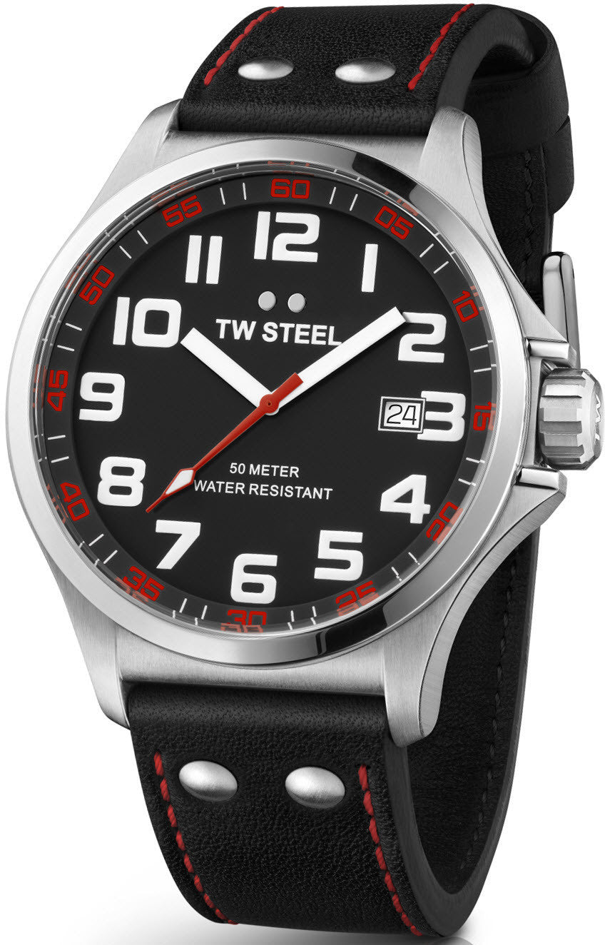 TW Steel Watch Pilot 48mm