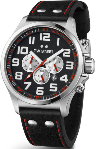TW Steel Watch Pilot Chronograph 45mm D