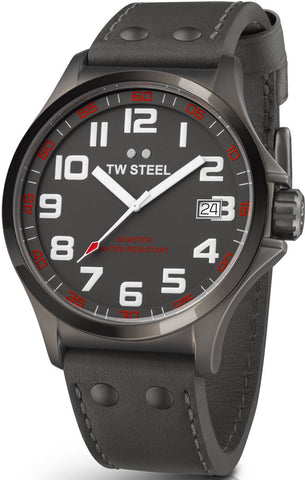 TW Steel Watch Pilot Titanium 45mm D