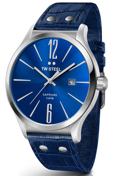 TW Steel Watch Slim Line 45mm S