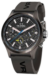 TW Steel Watch VR/46 Valentino Rossi Yamaha Factory Racing Pilot 45