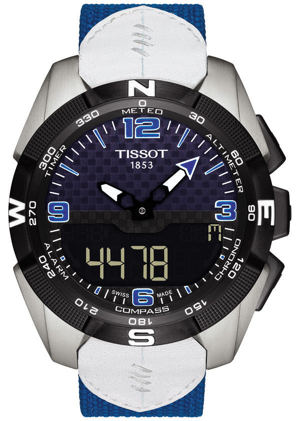 Tissot Watch TTouch Expert Solar 6 Nations 2017 Limited Edition
