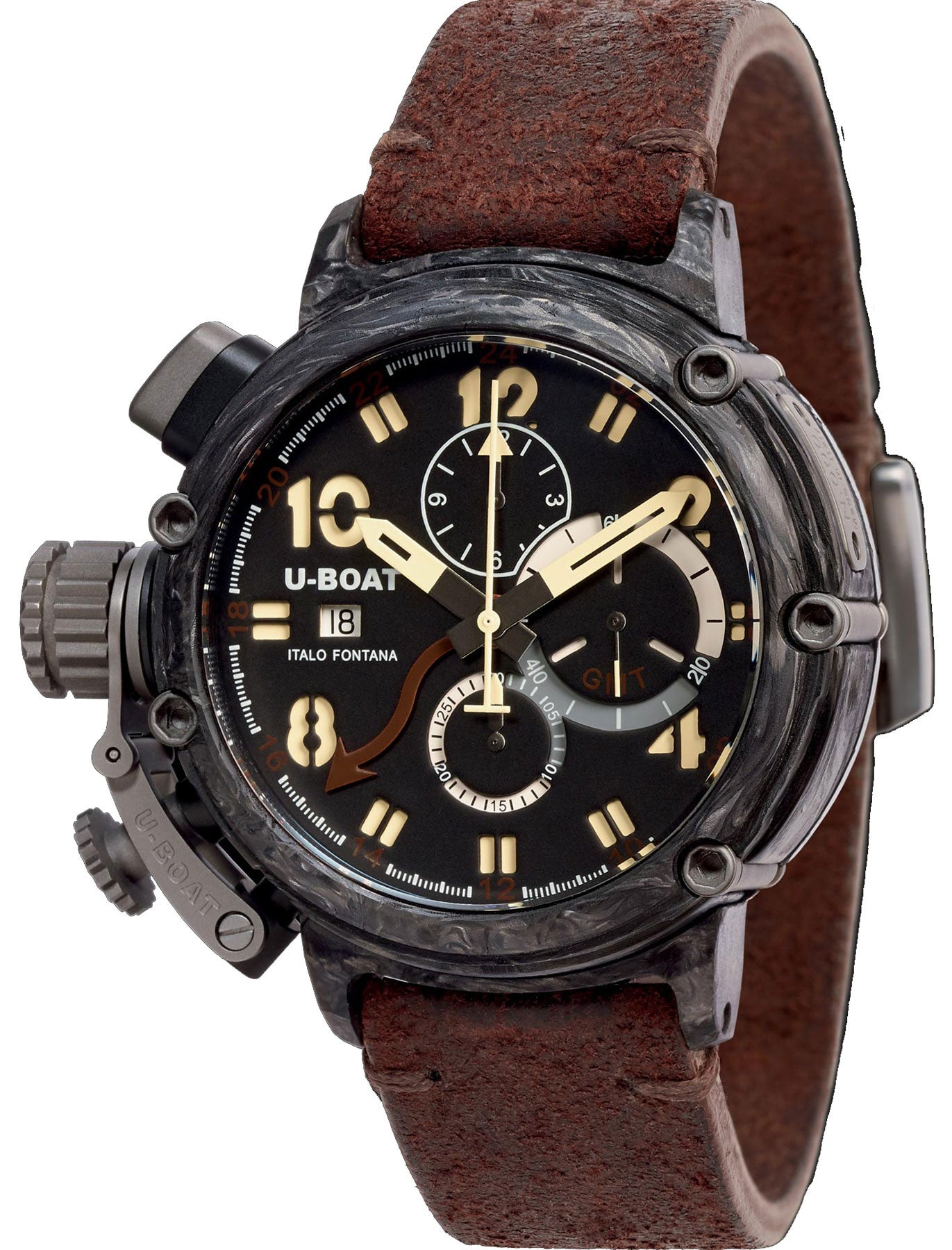 U-Boat Watch Chimera 48 Carbonio Limited Edition