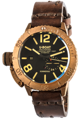 U-Boat Watch Sommerso Bronze