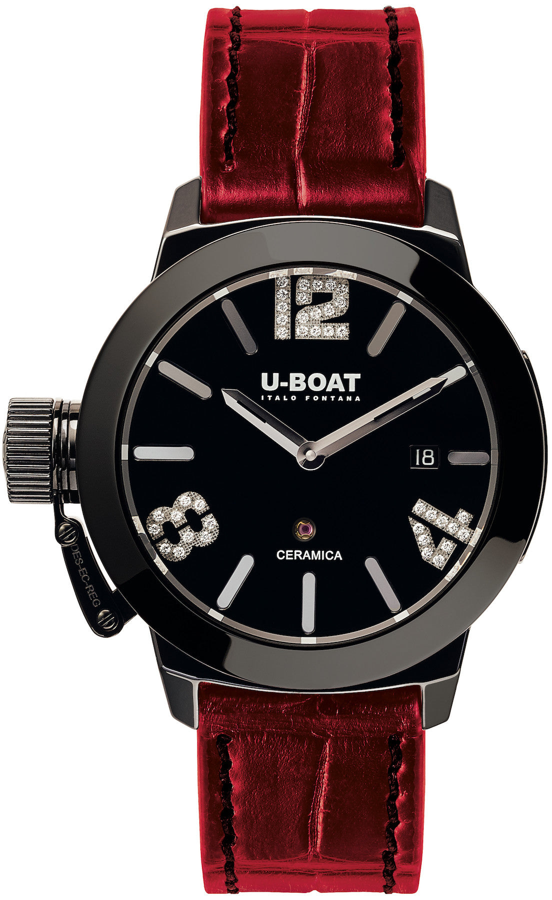 U-Boat Watch Classico 42 Ceramic