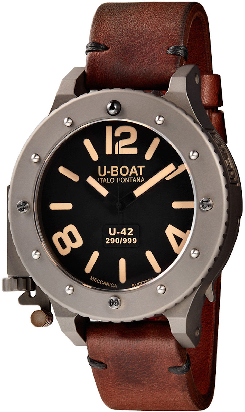Limited Edition Birthday Collection: U-Boat Watch U-42 53mm Limited Edition 6157 Watch