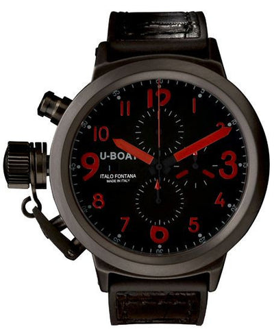 U-Boat Flightdeck 50 Ceramic Red D