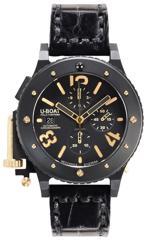 U-Boat Watch U-42 Chrono Gold