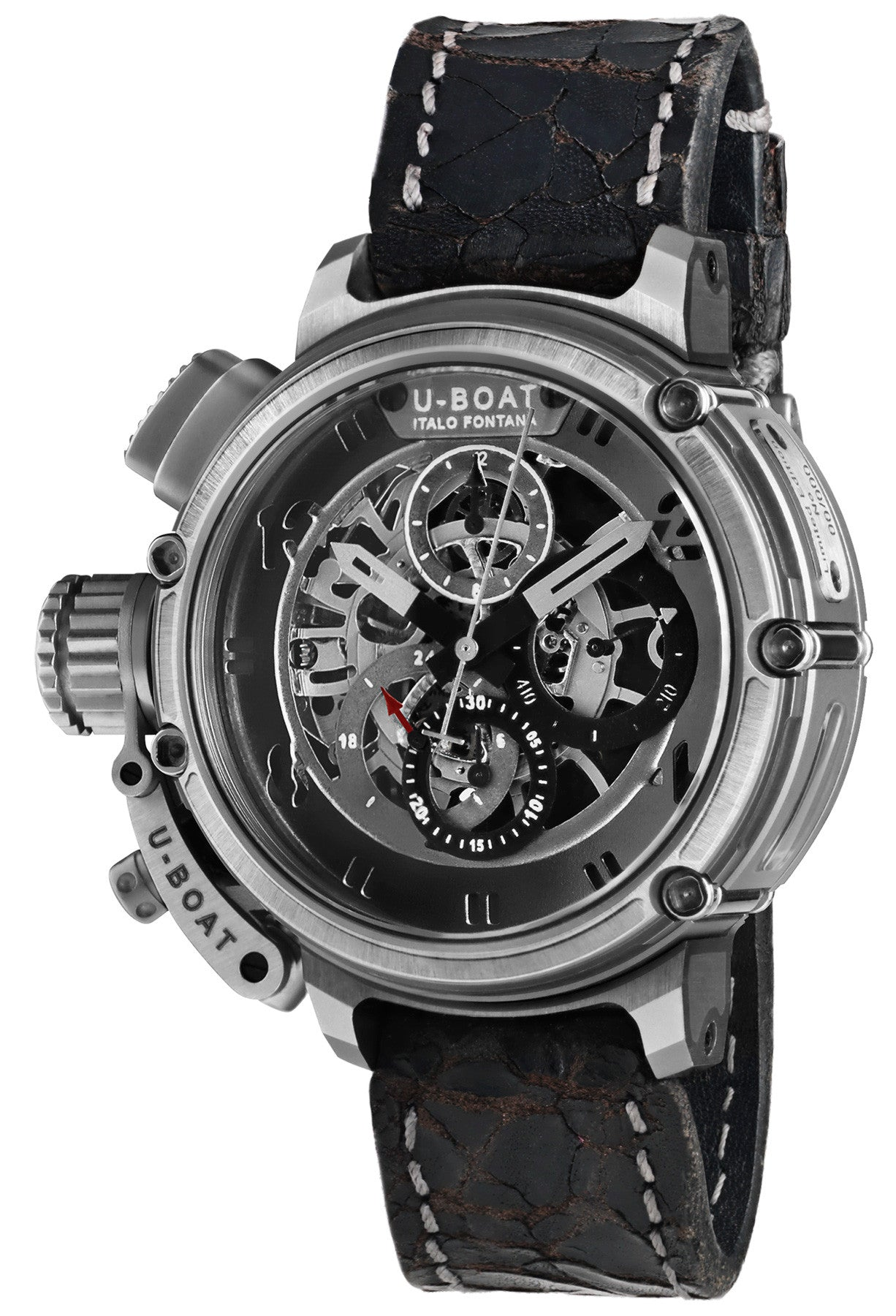 U-Boat Watch Chimera Titanium Skeleton Limited Edition