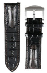 U-Boat Prestige Brown Alligator Strap & Buckle
