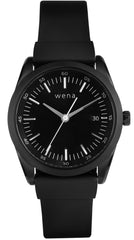 Wena Watch Wrist Active With Black Solar Three Hands Face