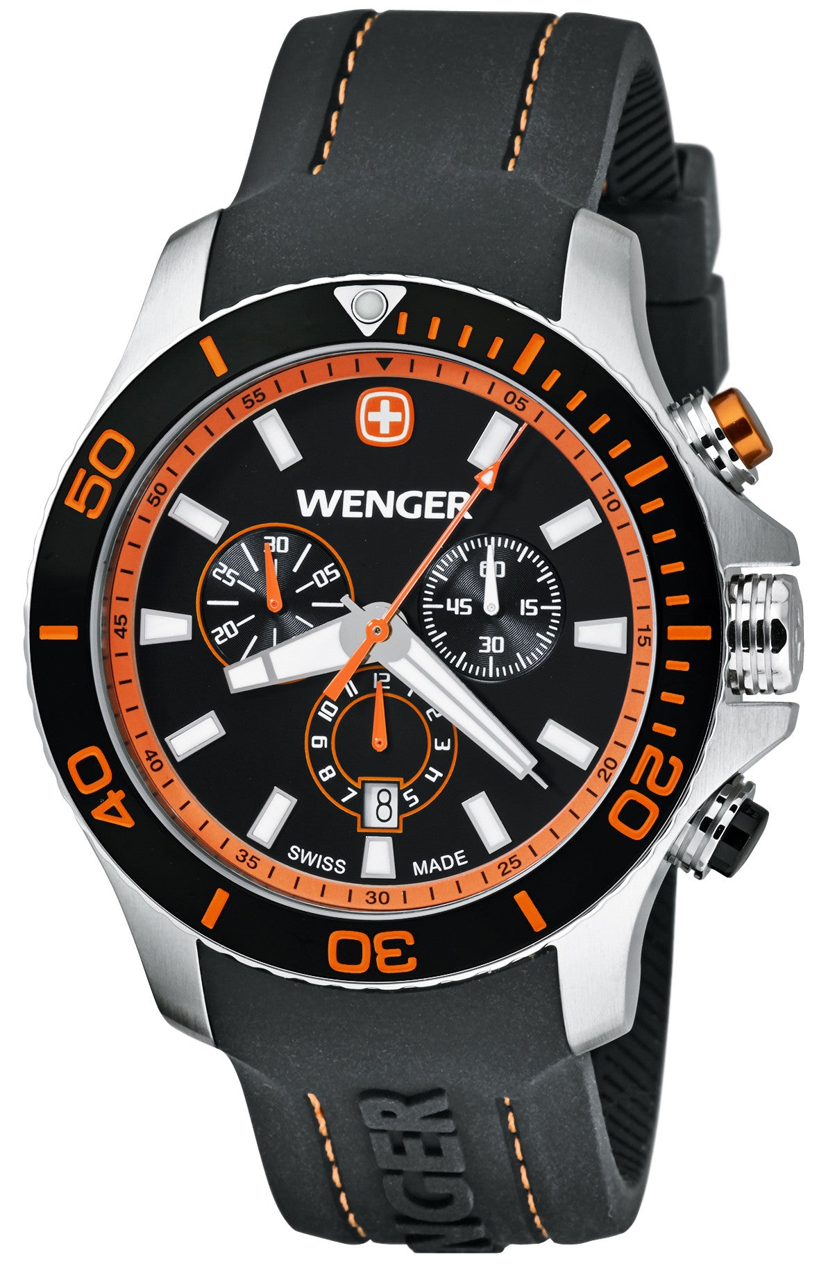 Wenger Watch Sea Force Chronograph D