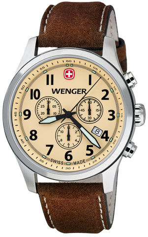 Wenger Watch Terragraph Chronograph D