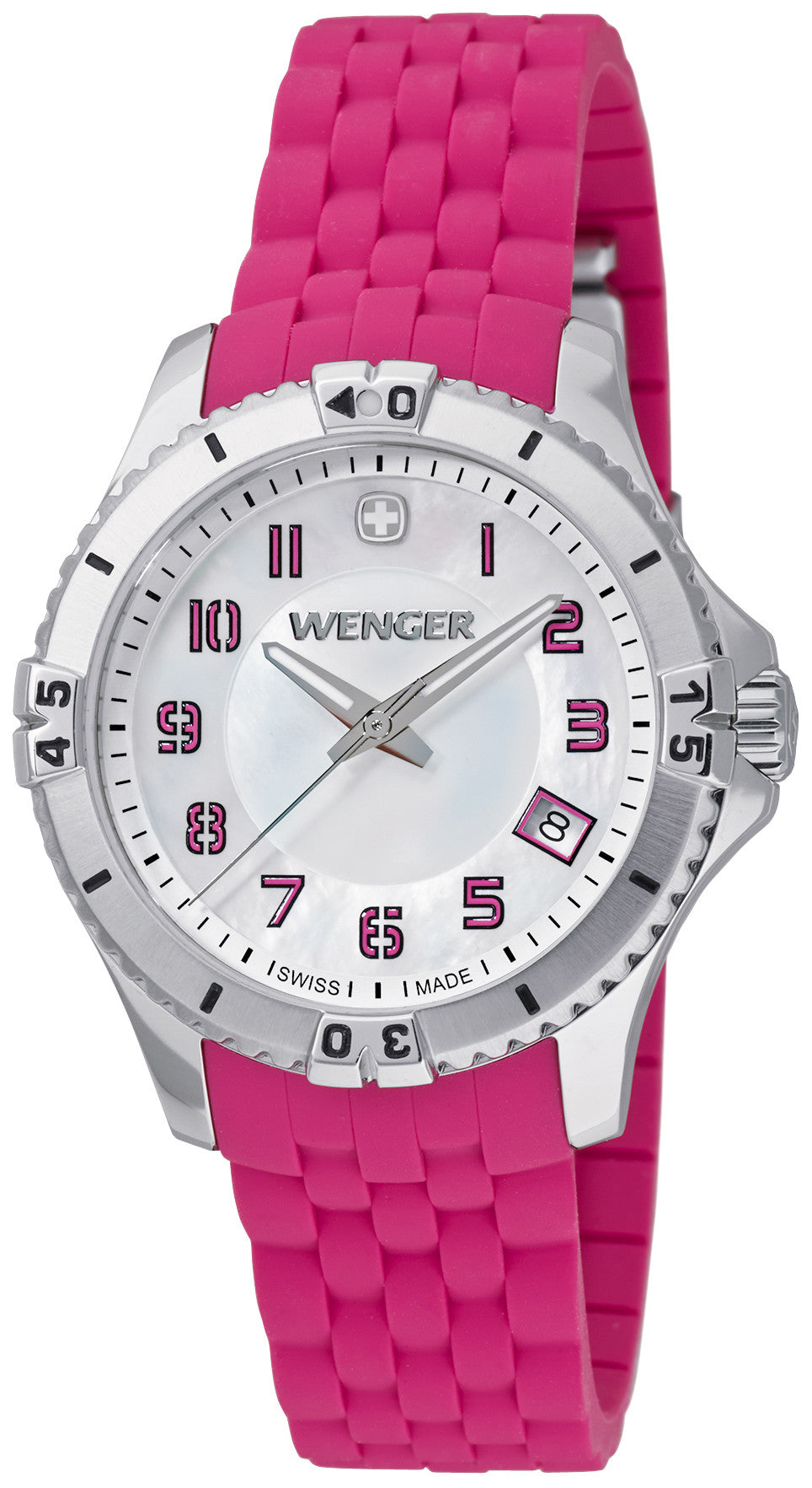 Wenger Watch Squadron Lady D